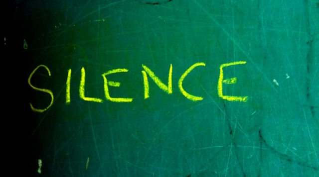 silence-